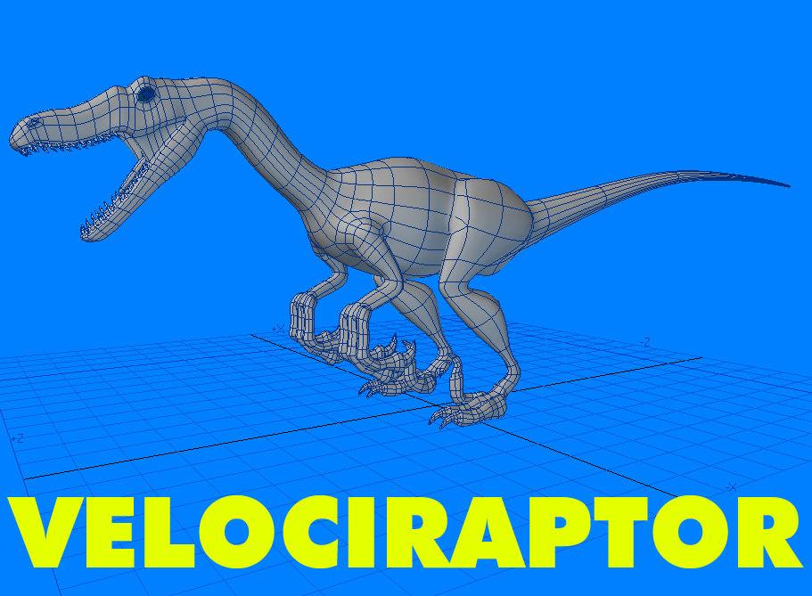 Velociraptor Dinosaur