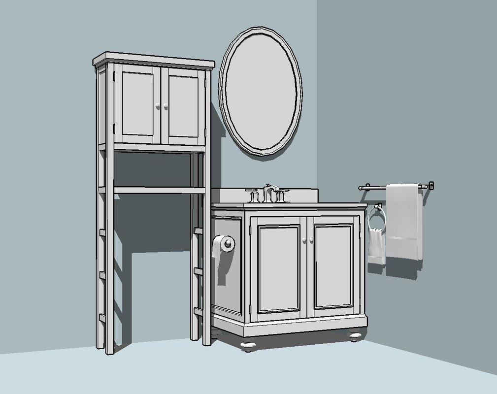Bathroom Cabinet Kits Ideas Spruce Up Your Kitchen