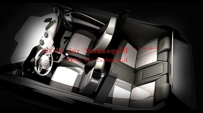 interiors mito mi 3d model