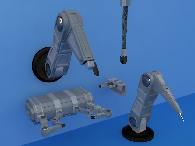 Mechanical Equipment Collection