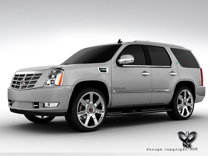cadillac escalade hybrid 2009. Cars Review. Best American Auto & Cars Review