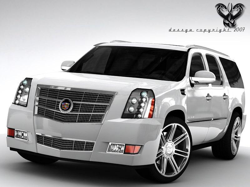 Cadillac Escalade Platinum 2009