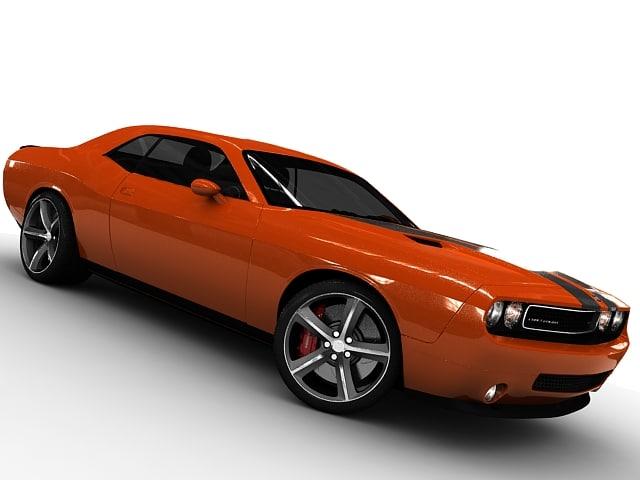 Dodge Challenger RST8