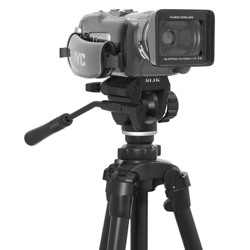 hd camcorder jvc gz hd7 3d model