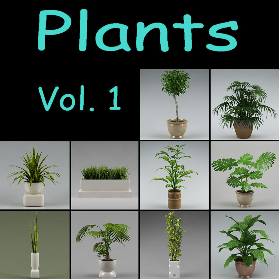 Plants Vol 1. cover.jpg