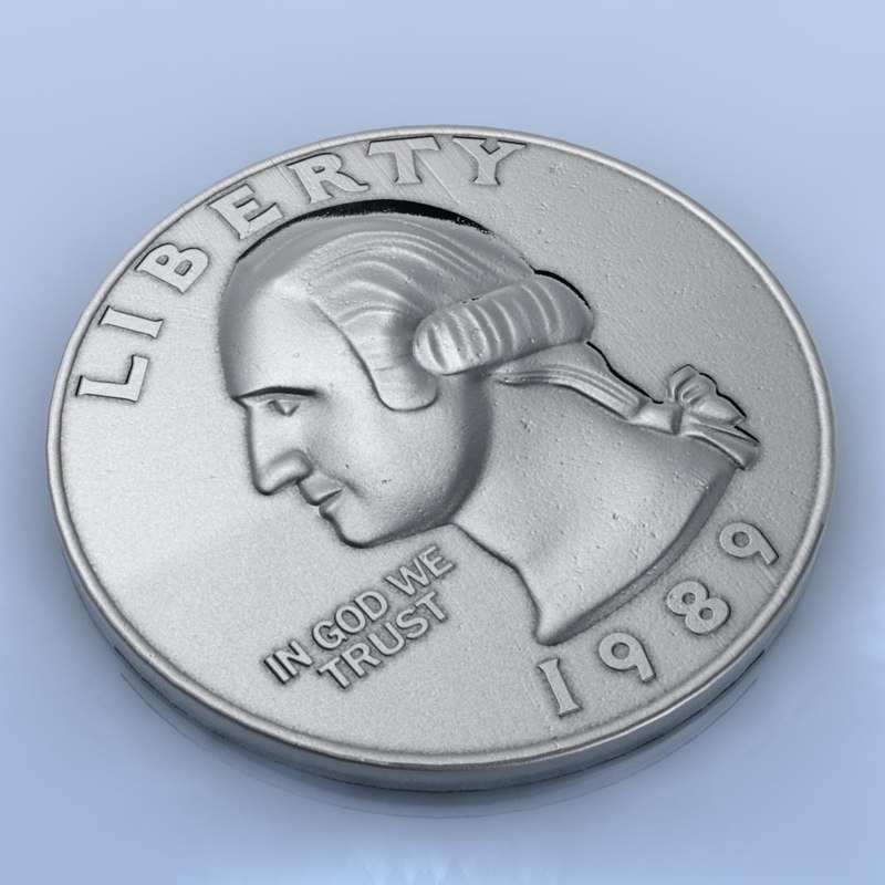 Coin.US Quarter.LoPoly.01.jpg