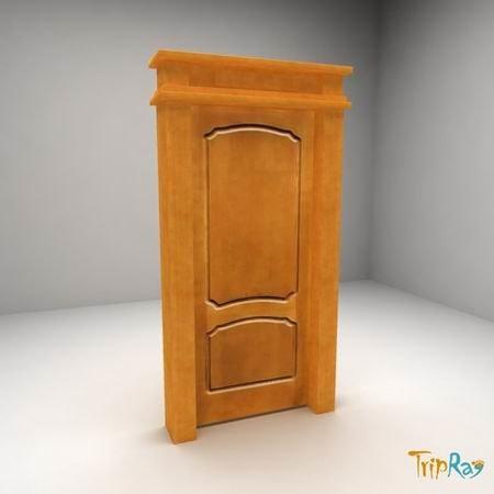 Jamb with door Building Components