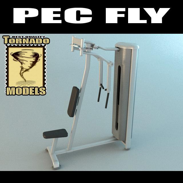 Pec Fly Machine