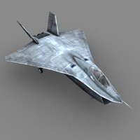 Boeing X-32 3D models