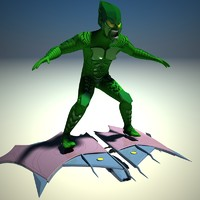 Green Goblin 3D models
