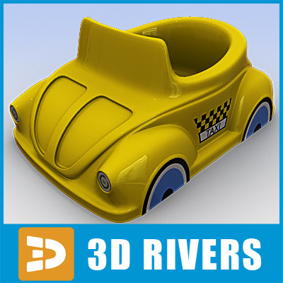 Baby pot 07 by 3DRivers 3D Models