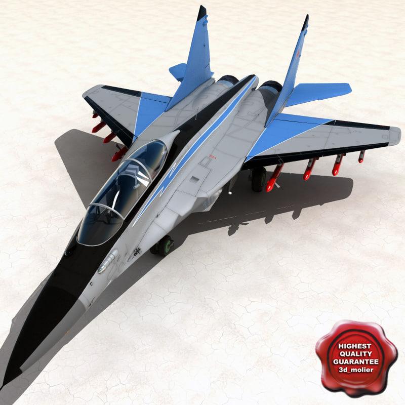 MiG-35 (Fulcrum-F)
