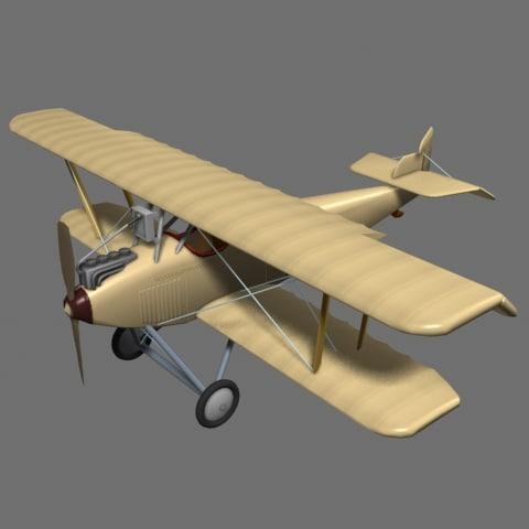 Bohemia b-5 3D Models