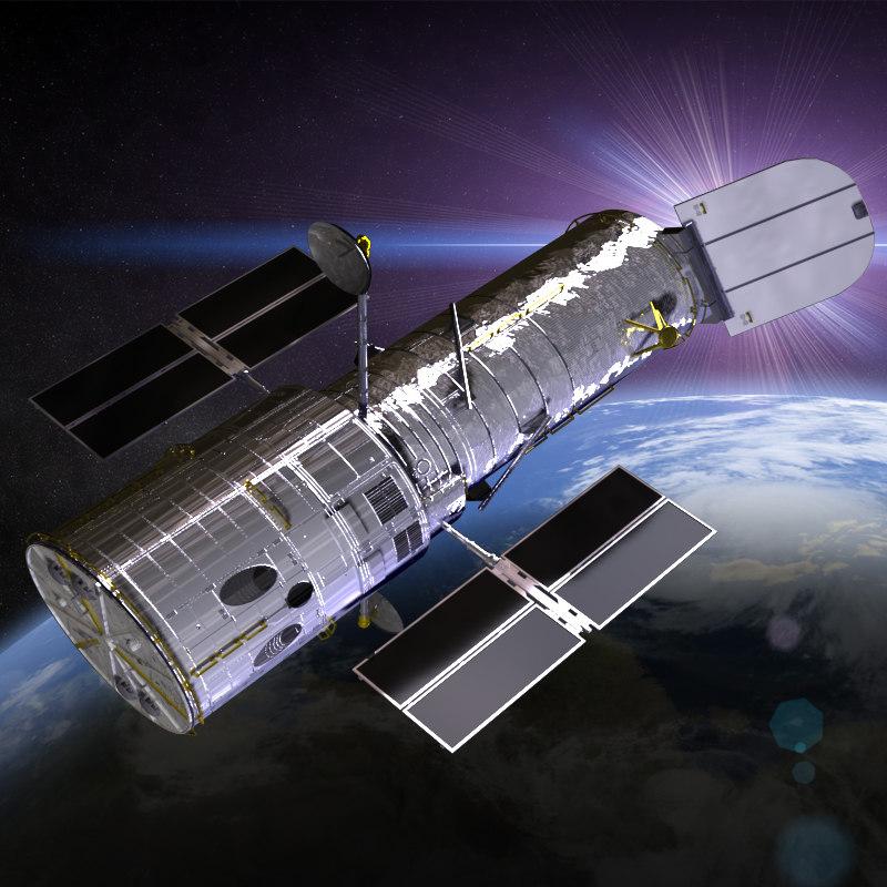 pennwalt model hubble space telescope - photo #47