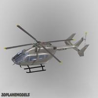 Eurocopter UH-72 Lakota 3D models