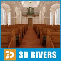 Catholic Church 3D models