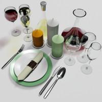Napkin Ring 3D models