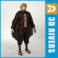 hobbit 3D models