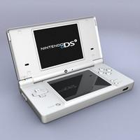 DSi 3D models