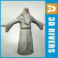 Gandalf 3D models