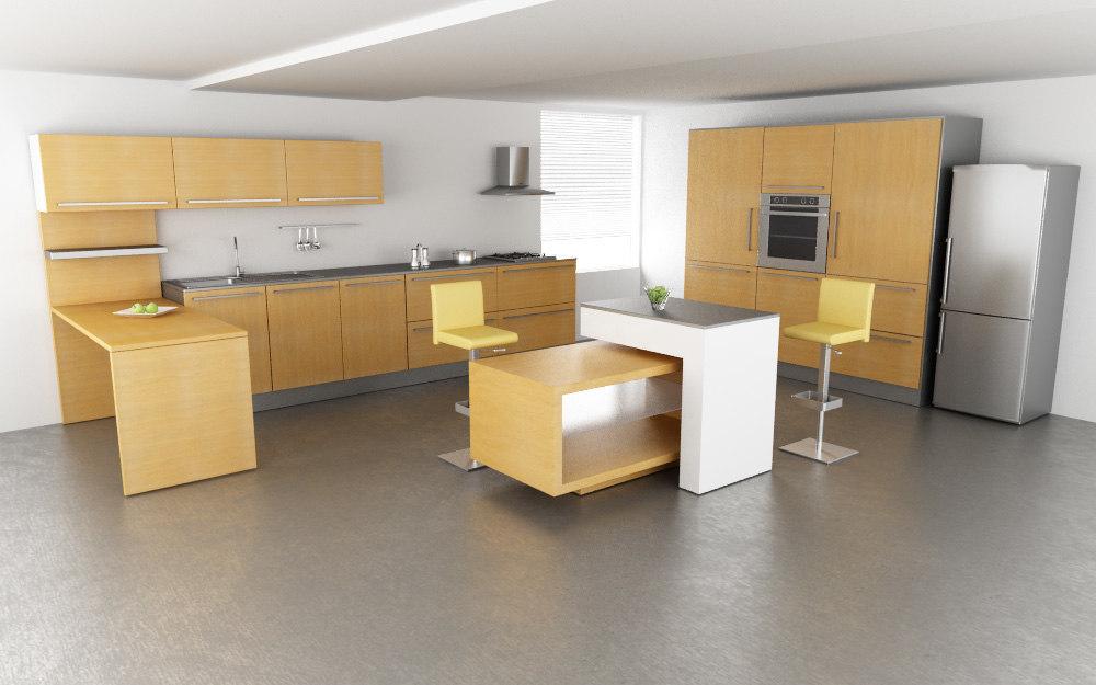 Max kitchen set 01 for Kitchen set 008 26