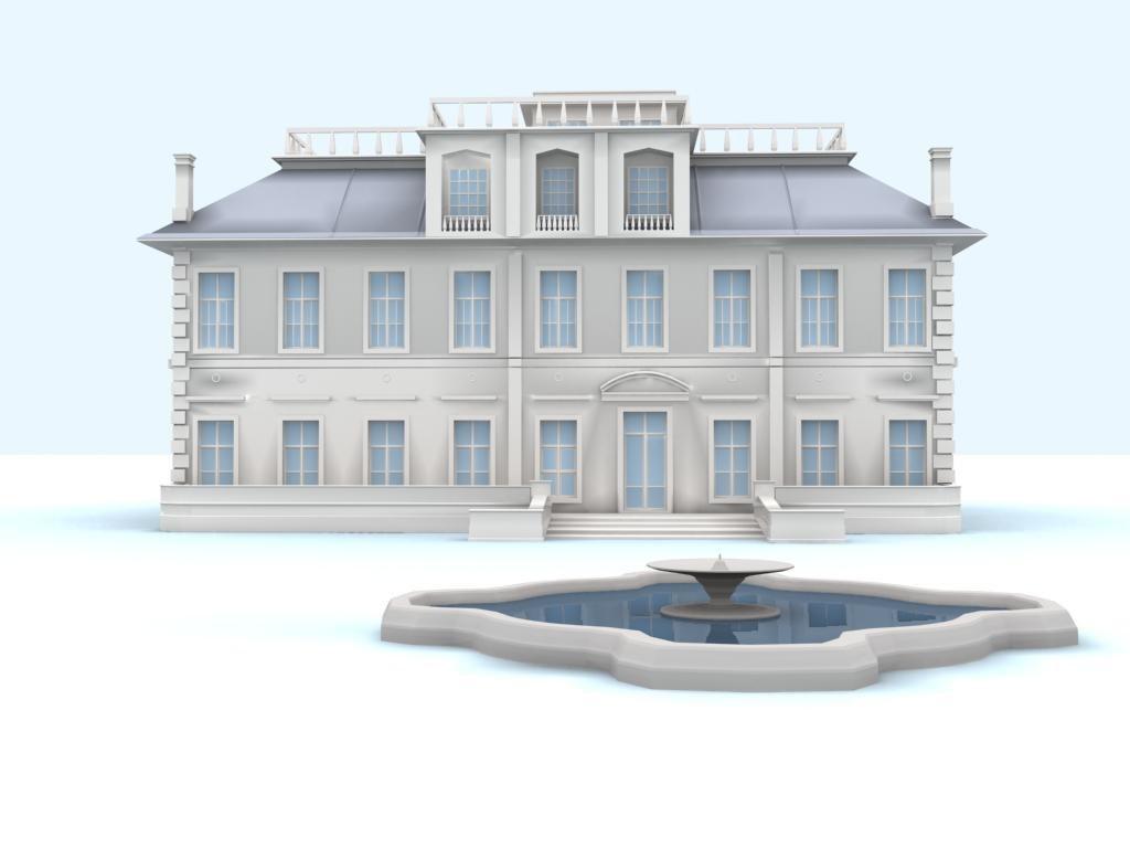 British Old House