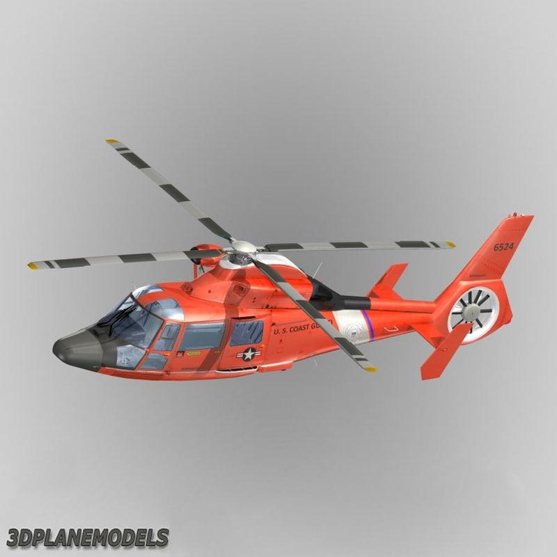 Eurocopter HH-65A Dauphin II US Coast Guard