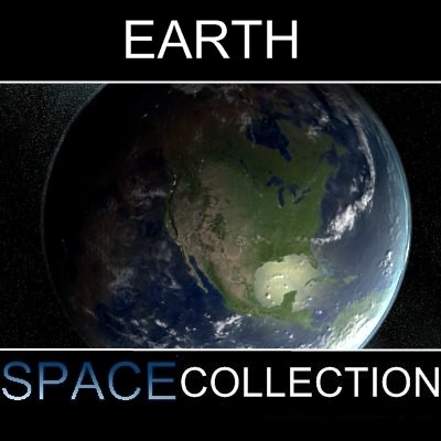 Modern Earth 3D Models