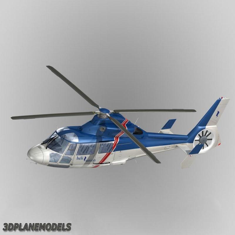 Eurocopter AS365 Dauphin II Heli Union