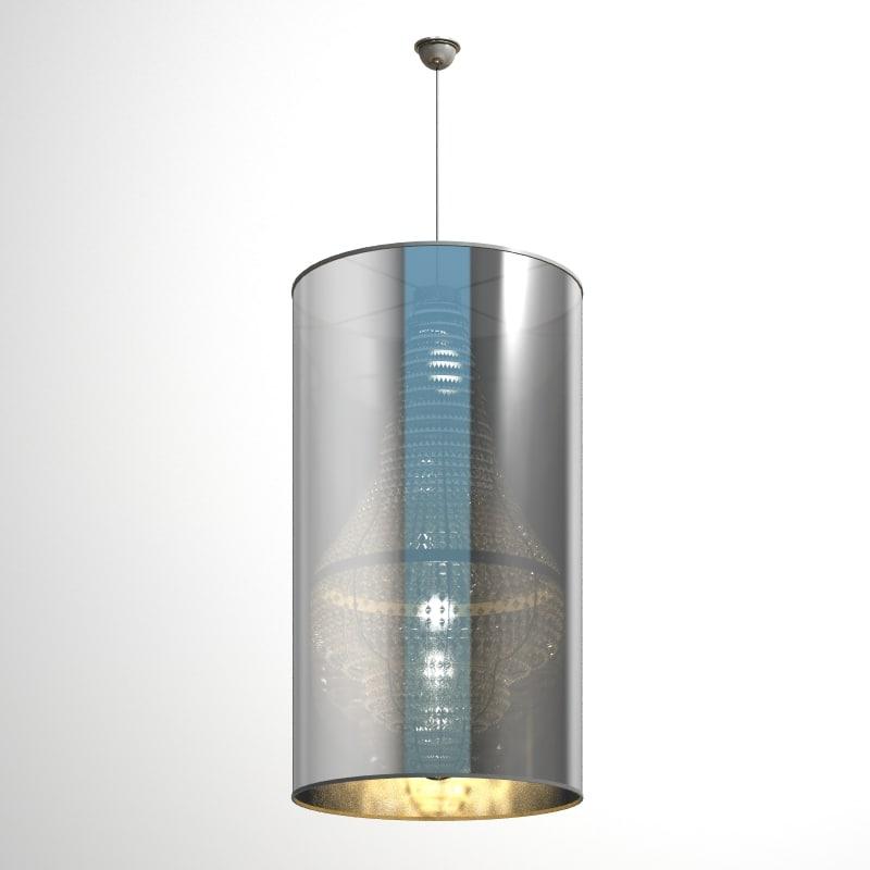 moooi light shade d50 3d max. Black Bedroom Furniture Sets. Home Design Ideas