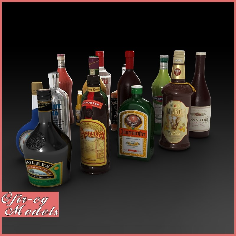 Liquer Bottles Collection1.jpg