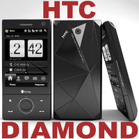HTC P Series 3D models