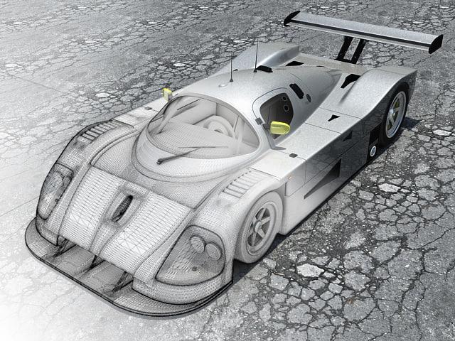 Sauber Mercedes C9 - HighRes