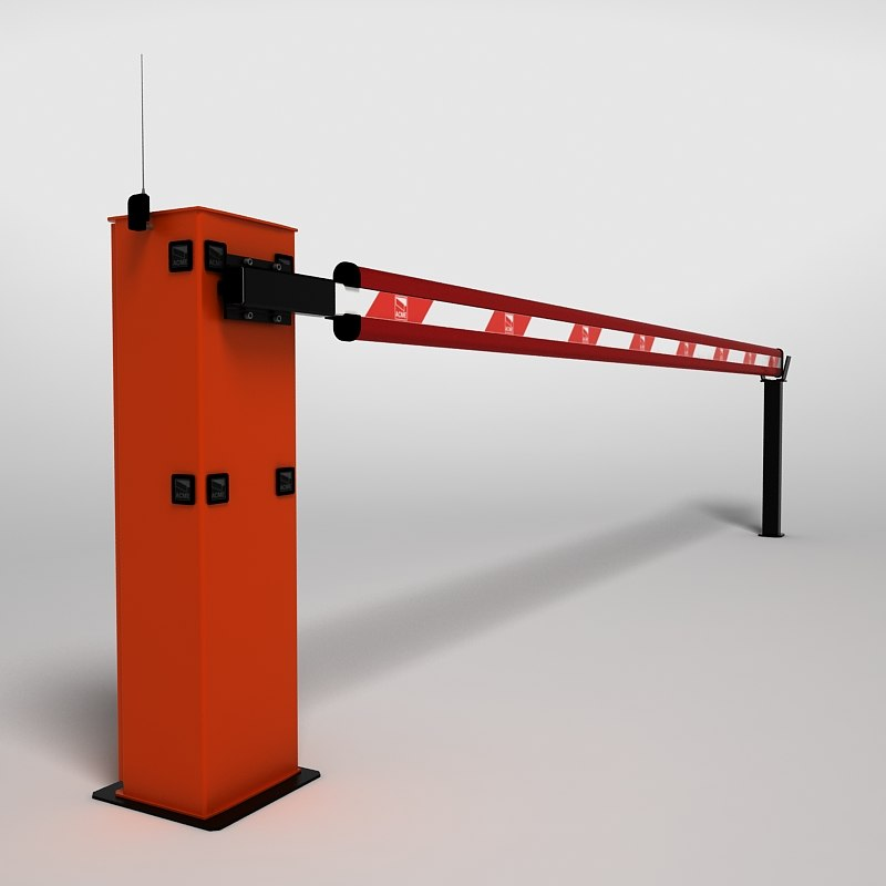 road barrier 02 updated
