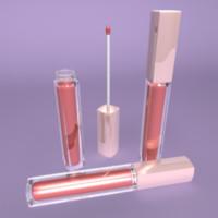 lip gloss 3D models