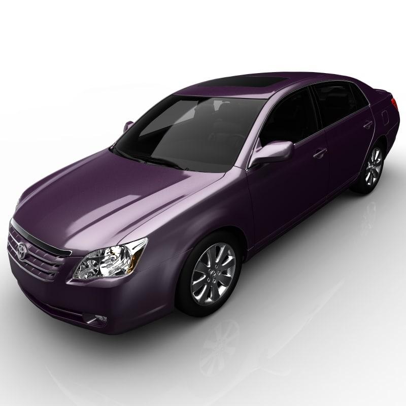 Toyota Avalon XLS