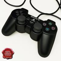 Sony PlayStation 2 3D models