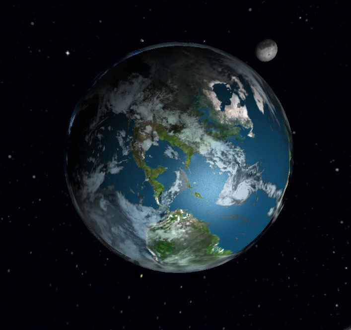 Planet Earth 3d Model Planet Earth 3d Model