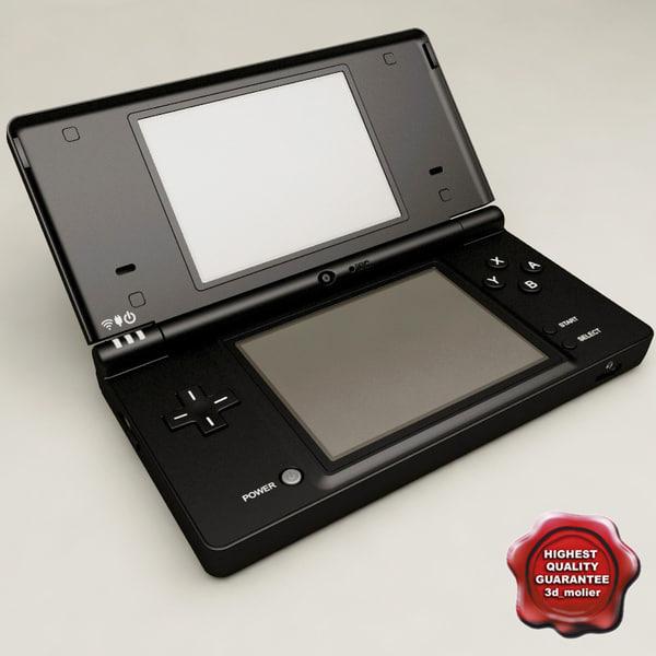 Nintendo DS 3D Models