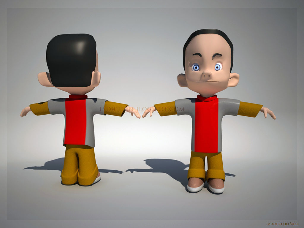 Small Boy/Kid