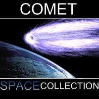 comet 3D models