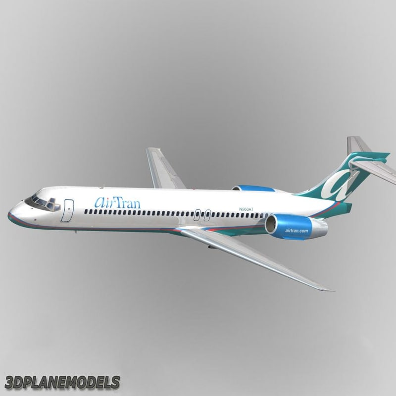 B717-200 Air Tran Airways