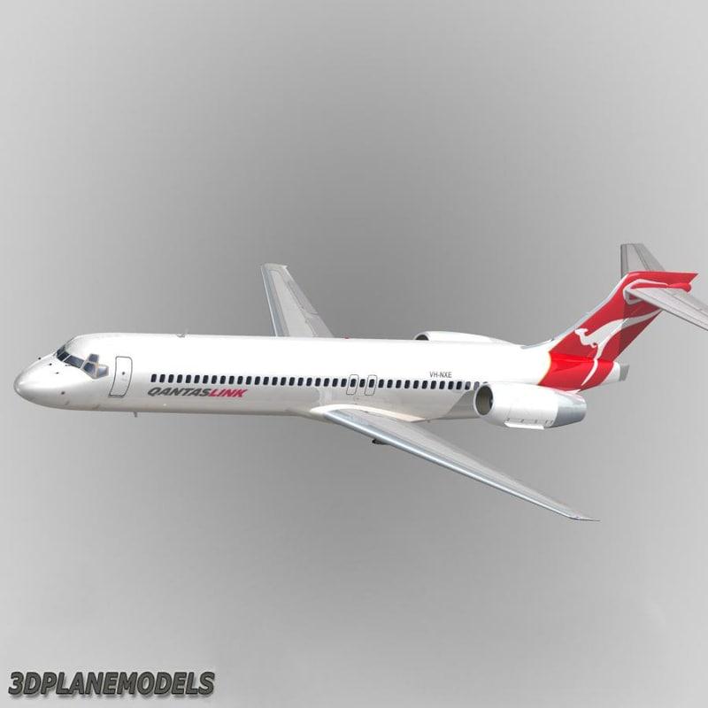 B717-200 QantasLink