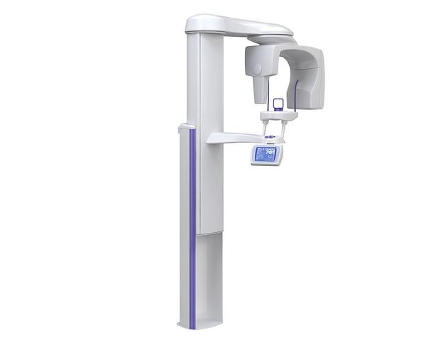 Planmeca rentgen apparatus orthopantomograph 3D Models
