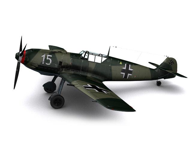Messerschmitt BF109-E3 Emil
