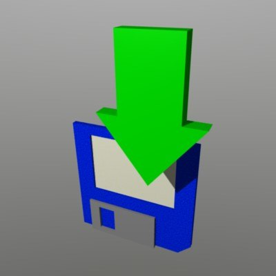 Download Icon 3D Models