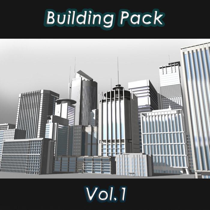 Building Pack vol.1