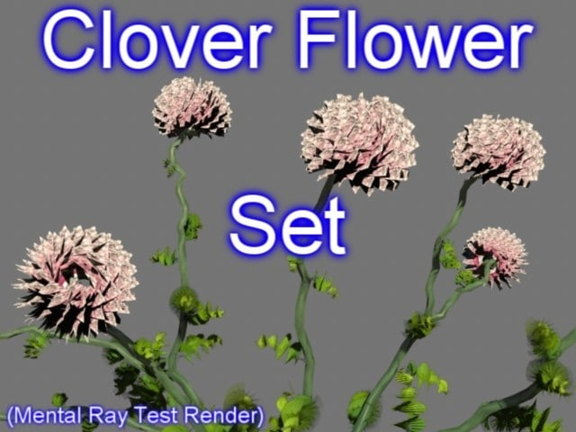Clover Flower Set 001 MRR 01.jpg