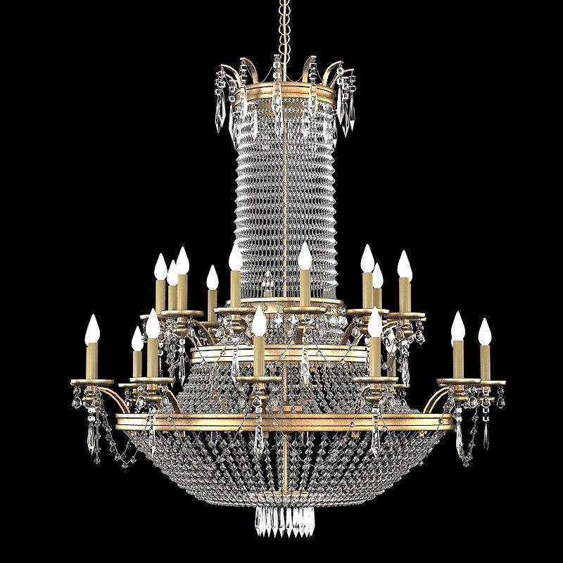 crystal classic chandelier swarowski