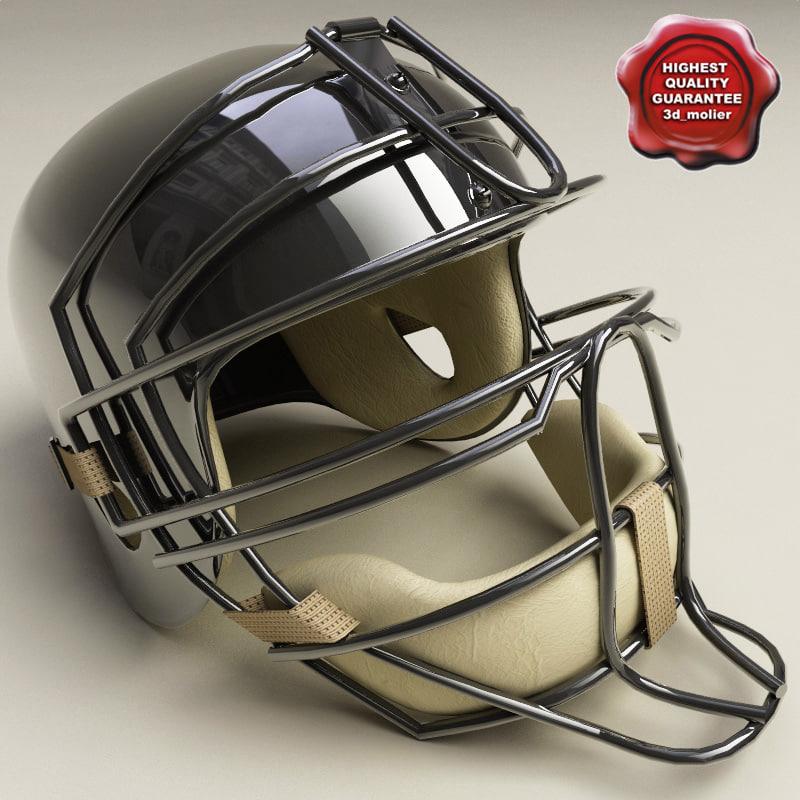 Catcher Baseball Helmet
